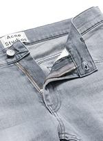 'Ace' vintage wash skinny jeans