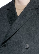 'Carl' wool-cashmere coat