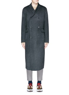 Acne Studios'Carl' wool-cashmere coat