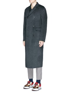 Acne Studios 'Carl' wool-cashmere coat