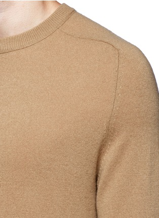 Detail View - Click To Enlarge - Acne Studios - 'Kite' cashmere knit sweater