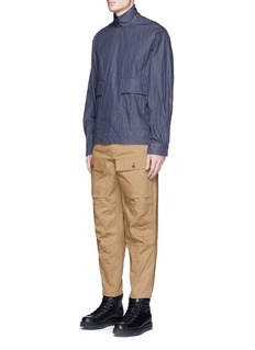 Acne Studios 'Pat' cotton twill workwear chinos