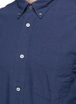 'Isherwood' button down collar poplin shirt