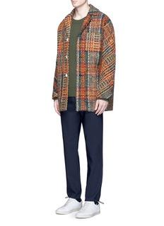 Acne Studios'Pace' drawstring cuff wool pants