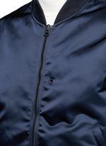 'Selo' bomber jacket