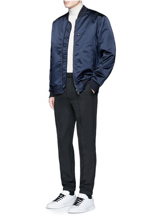 Figure View - Click To Enlarge - Acne Studios - 'Selo' bomber jacket