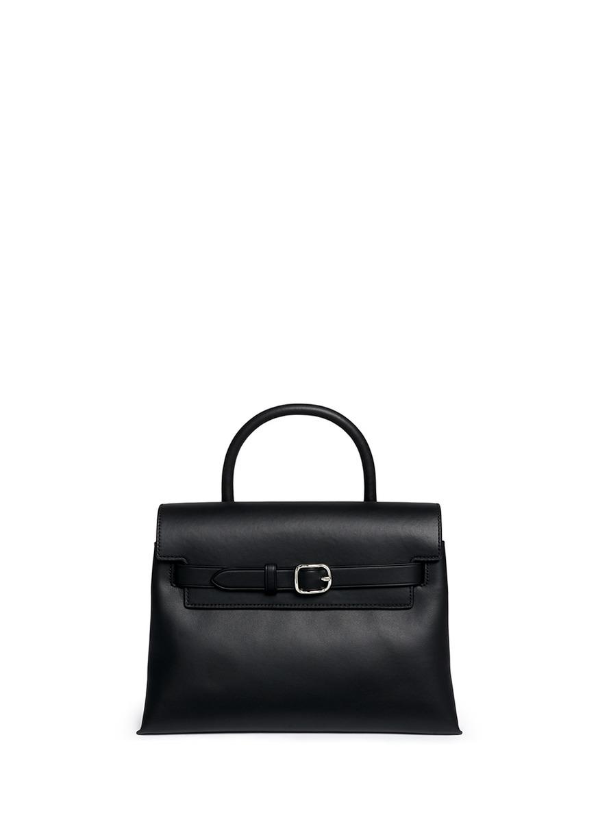Attica top handle crossbody leather bag by Alexander Wang