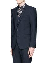 'Gold' slim fit three piece suit
