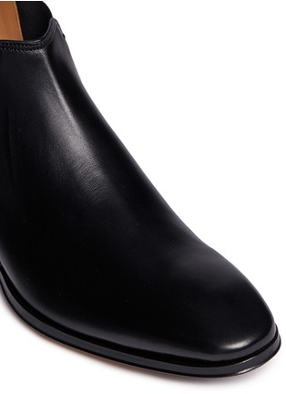 Detail View - Click To Enlarge - Rolando Sturlini - 'Alameda' leather Chelsea boots