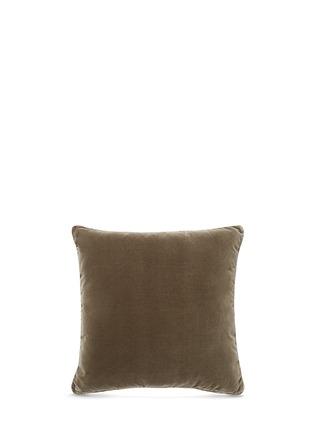 - Etro - Hamilton Mooers floral paisley print velvet cushion