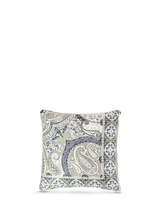 Main View - Click To Enlarge - Etro - Hamilton Boonville paisley print sateen cushion