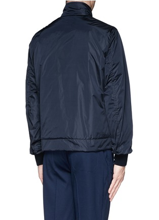 Back View - Click To Enlarge - Moncler - 'Hernest' reversible down jacket
