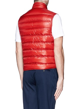Back View - Click To Enlarge - Moncler - 'Gui' down vest