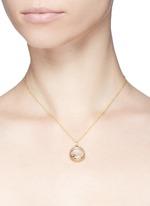 Birthstone charm - June 'Purity' Pearl