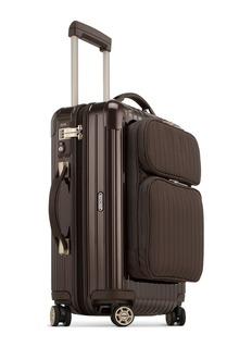 RIMOWA Salsa Deluxe Cabin Multiwheel® IATA (Brown, 38-litre)
