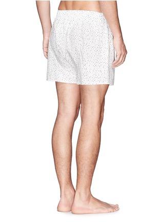 背面 - 点击放大 - SUNSPEL - 纯棉印花图案内裤