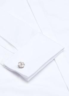 Babette WassermanOrigami knot cufflinks