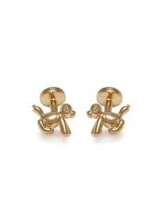 Babette Wasserman Balloon monkey cufflinks