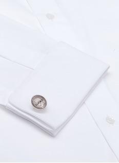 Paul Smith'Lucky' coin cufflinks