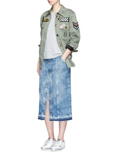 Denham 'Bo' denim skirt