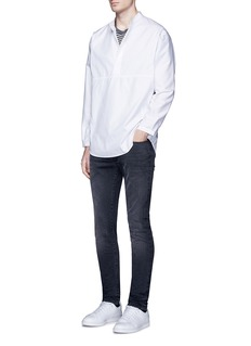 COVERTSlim fit cotton jeans