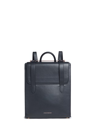 Main View - Click To Enlarge - Strathberry - 'The Strathberry' calfskin leather backpack
