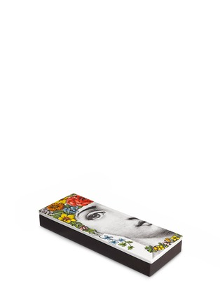 Fornasetti - Flora wooden scented incense box
