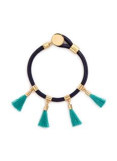 Chloé'Marin' tassel rope bracelet