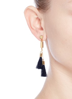 Chloé 'Lynn' tassel drop earrings