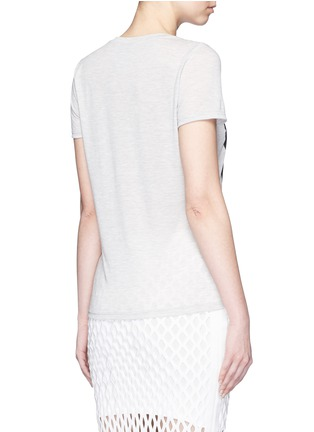 Ivy Park-Logo print crew neck T-shirt
