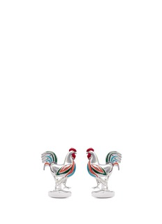 Tateossian 'Mechanimal Rooster' cufflinks