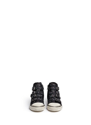 Figure View - Click To Enlarge - Ash Kids - 'Fanta Bis' glitter kids sneakers