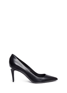 Alexander Wang  'Trista' cutout heel leather pumps