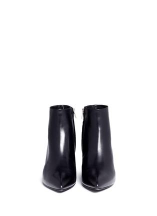 Alexander Wang -'Liv' cutout wedge heel ankle boots