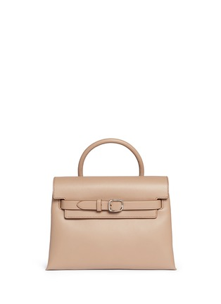 Main View - Click To Enlarge - Alexander Wang  - 'Attica' top handle crossbody leather bag