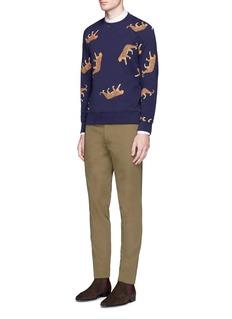 PS by Paul SmithLeopard print sweatshirt