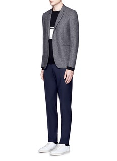 PS by Paul Smith Slim fit wool pants