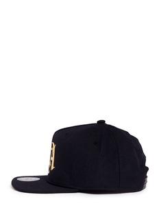Palm Angelsx Mitchell & Ness glossy logo print baseball cap