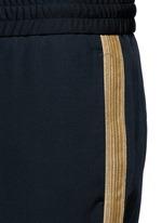 'Comfy' side stripe wool jogging pants