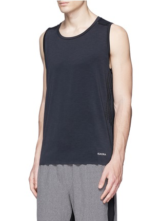 Front View - Click To Enlarge - Isaora - Technical tank top