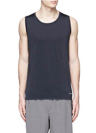 Main View - Click To Enlarge - Isaora - Technical tank top
