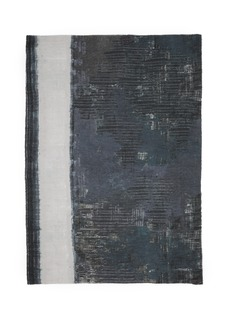 Ziggy ChenAbstract print modal-cotton-cashmere scarf