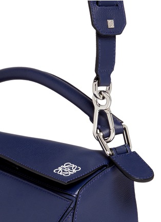 Loewe - 'Puzzle' small calf leather bag