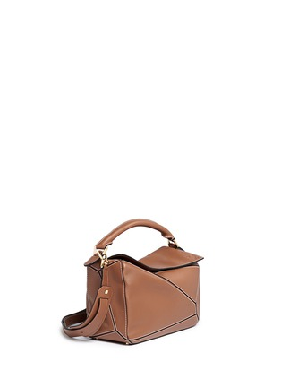 Figure View - Click To Enlarge - Loewe - ''Puzzle' calf leather bag