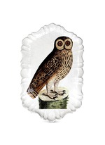 John Derian owl platter