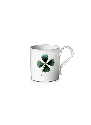 Main View - Click To Enlarge - Astier De Villatte - x John Derian four leaf clover mug