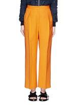 'Pranis' cotton blend pants