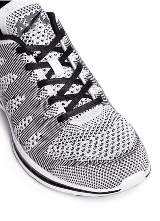 Detail View - Click To Enlarge - Athletic Propulsion Labs - 'Techloom Pro' knit sneakers