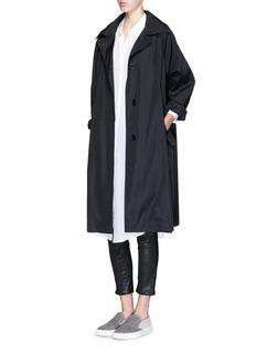 EQUIPMENT'Pascal' silk crêpe de Chine tunic