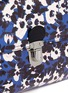 Detail View - Click To Enlarge - Marni - Floral print crossbody bag